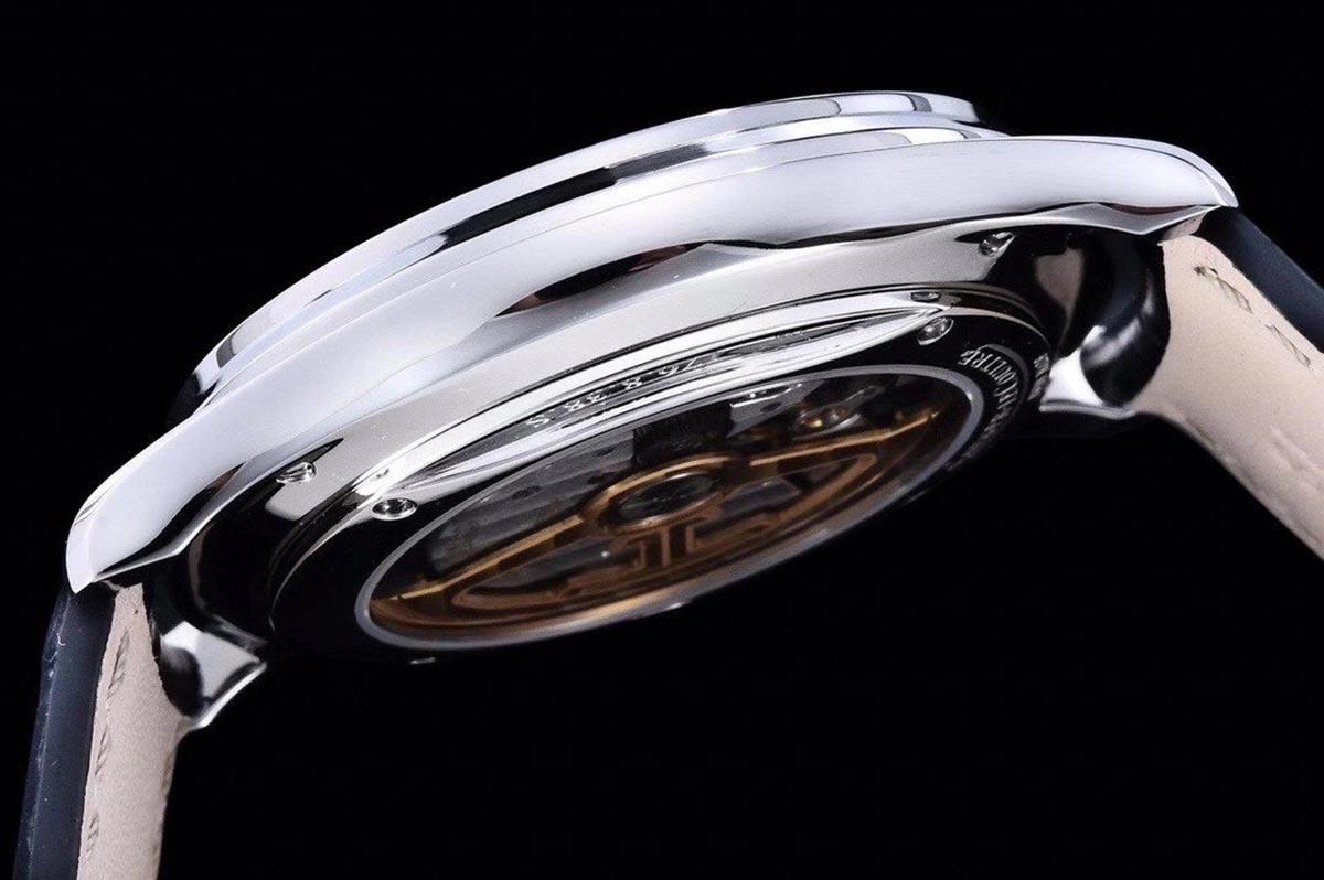 GF厂积家小丑一体化机芯复刻腕表做工究竟如何-品鉴GF厂积家小丑1378420