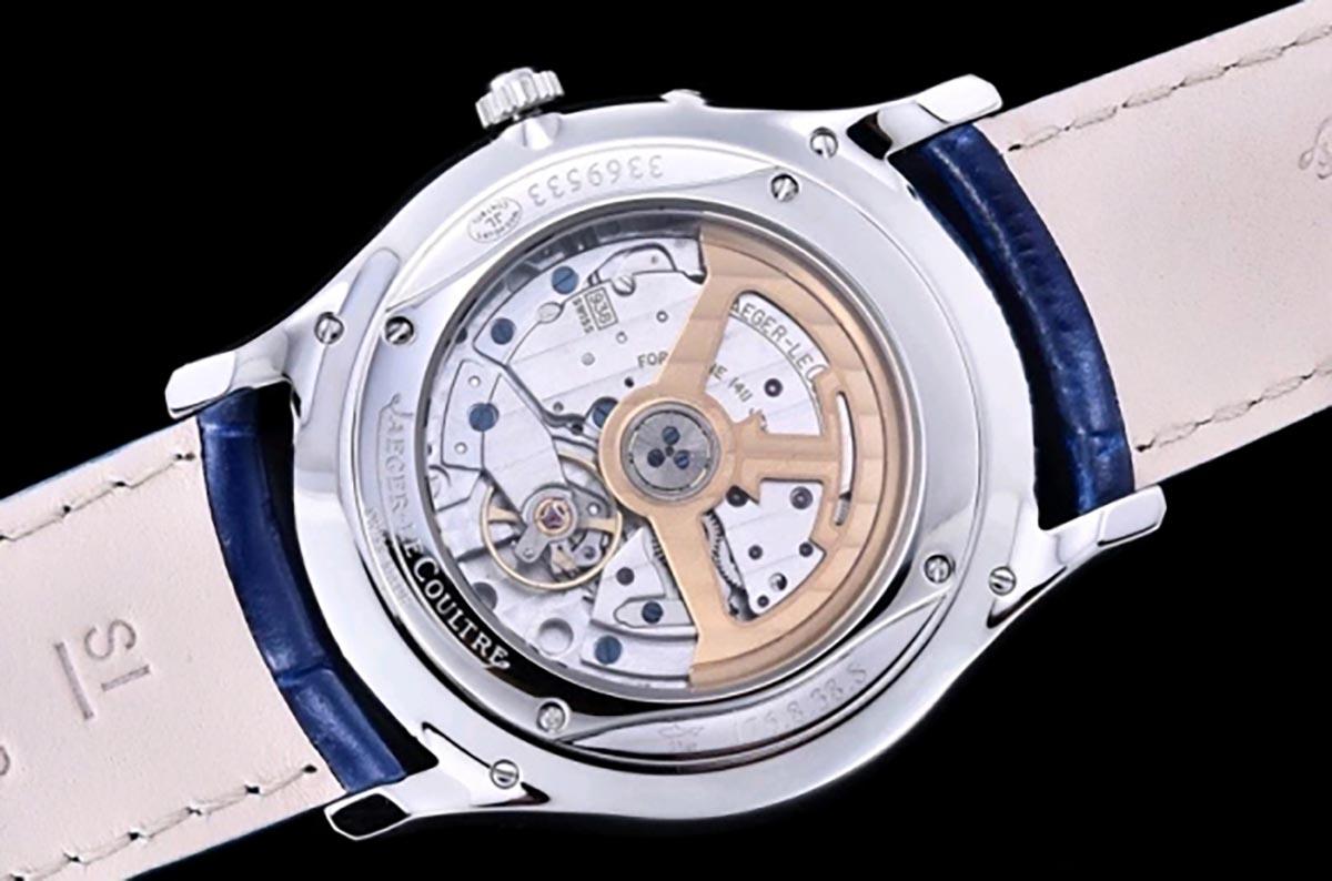 GF厂积家小丑蓝面复刻腕表做工细节评鉴-搭载一体化机芯
