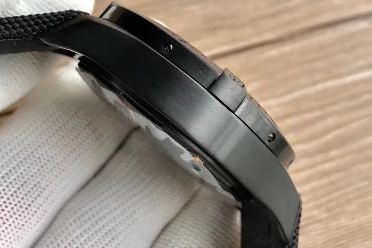 GF厂百年灵挑战者酷炫航空计时A1338811复刻腕表做工究竟如何-品鉴顶级复刻腕表