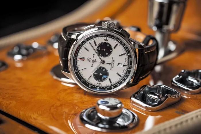 GF厂百年灵璞雅B01系列熊猫盘复刻腕表做工细节深度评测-GF厂复刻做工究竟如何