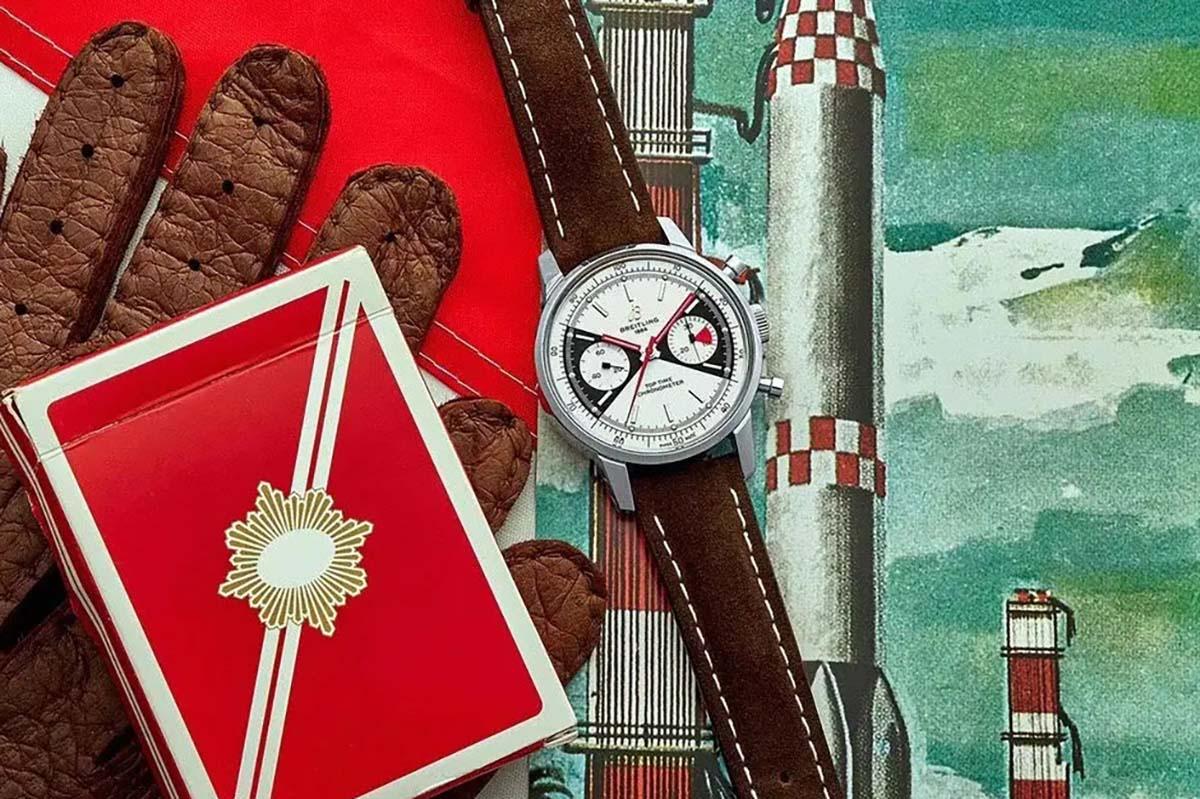 GF厂百年灵TopTime系列复刻腕表做工细节评测-品鉴GF厂复刻腕表