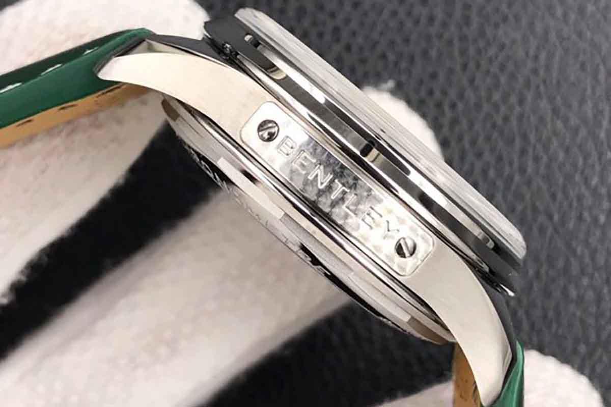 GF厂复刻版璞雅系列B01计时绿盘腕表做工如何-品鉴GF厂复刻