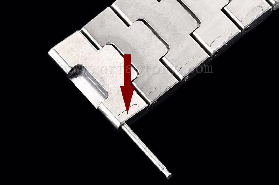 GF厂复刻卡地亚山度士男士39.8mm腕表详细评测