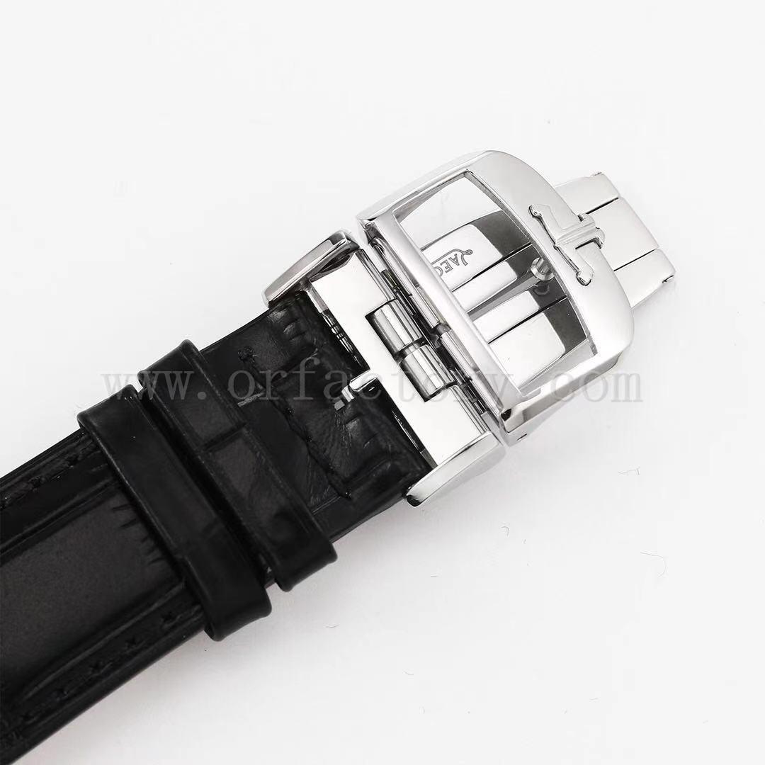 GF厂复刻积家月相腕表对比正品评测,超越ZF厂