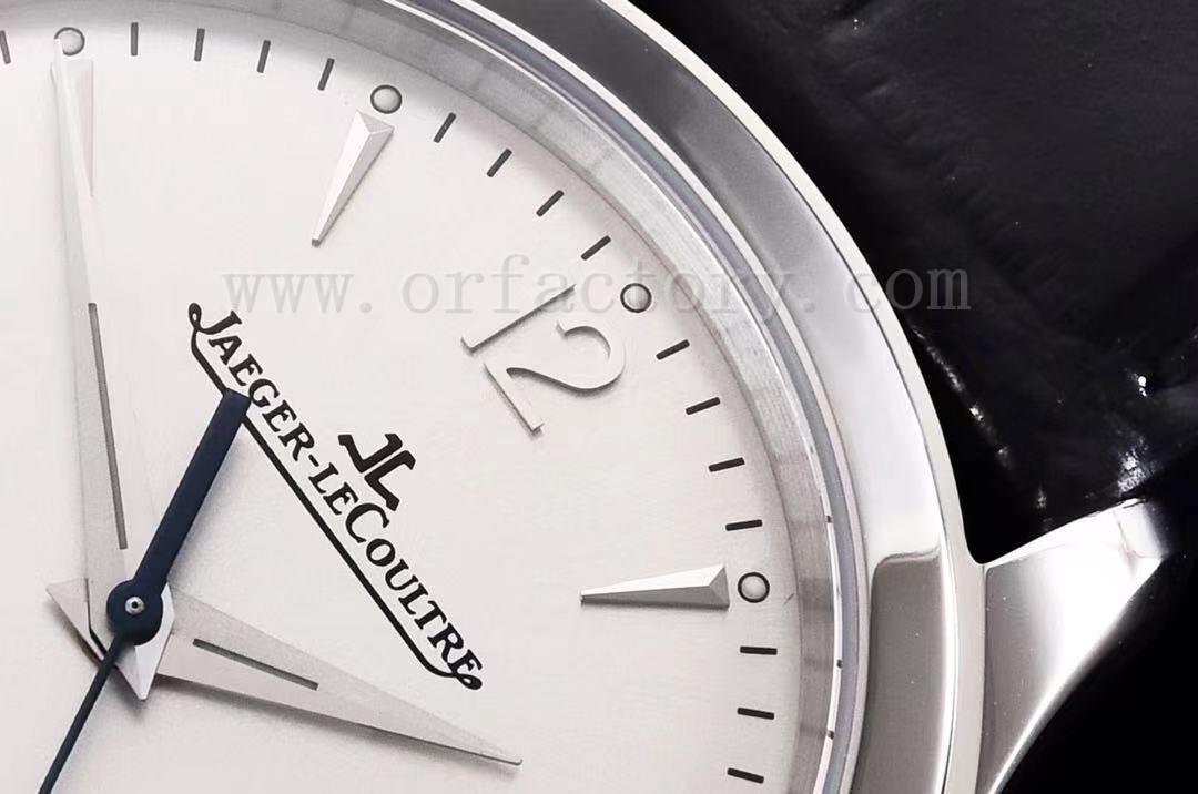 GF厂积家大师Q1548420大三针正装腕表详细评测