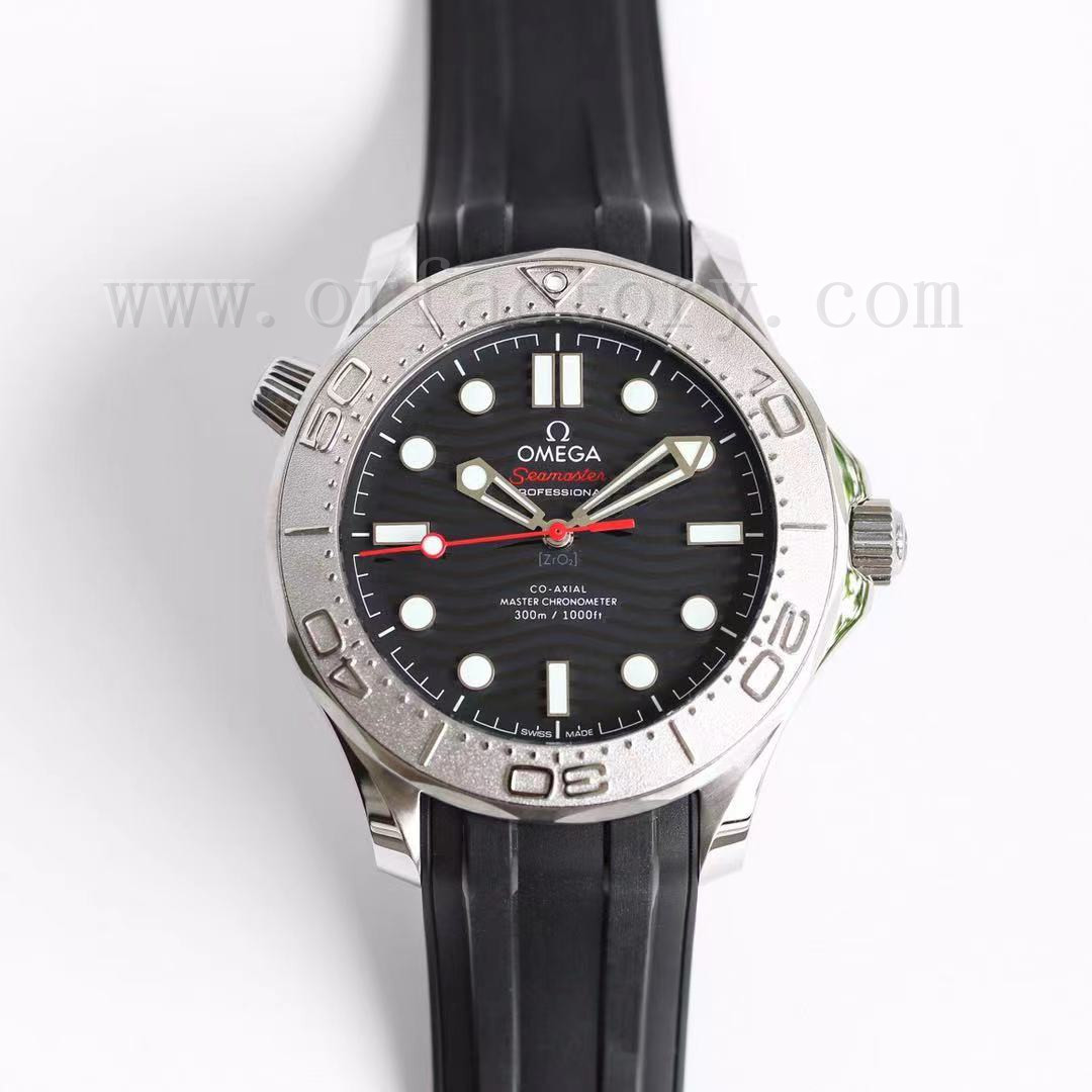 OR厂欧米茄海马300游艇潜水表腕表详细评测,Nekton特别版