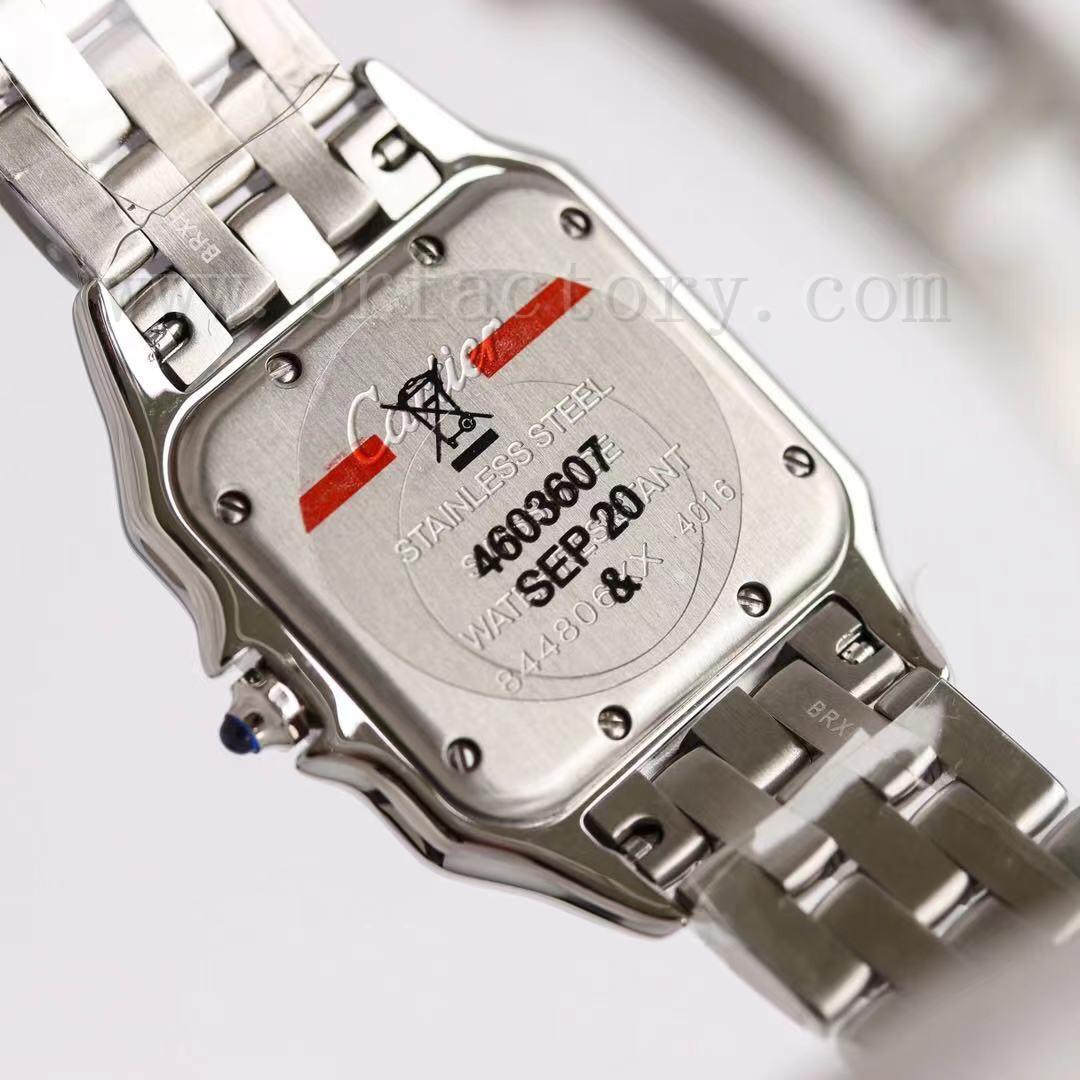 GF厂卡地亚猎豹系列腕表,地表最强女士腕表推荐