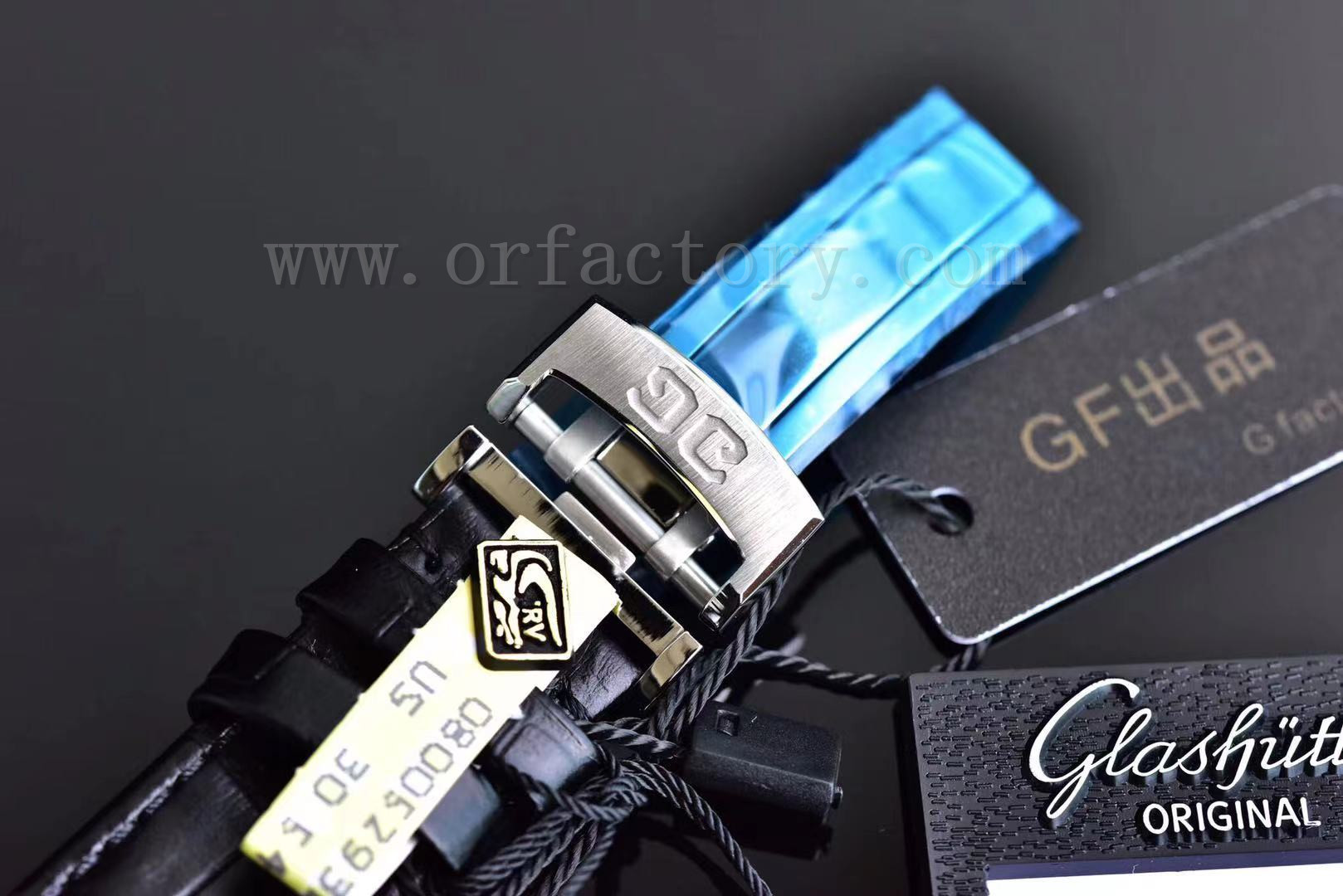 GF厂格拉苏蒂原创议员大日历腕表修正细节,做工怎么样