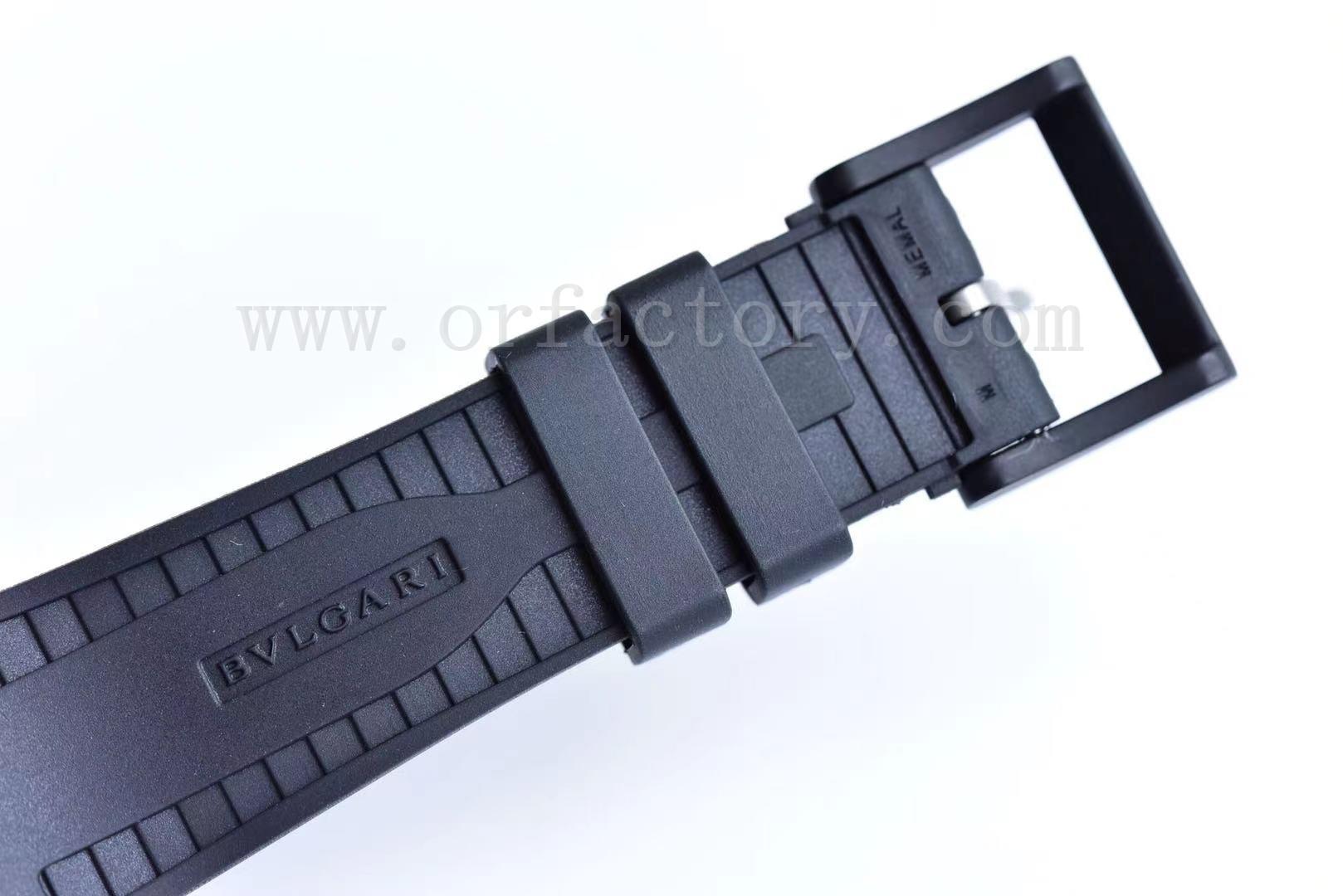 GF厂宝格丽Diagono系列41mm腕表V2升级版详细评测