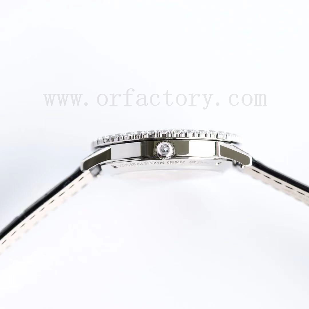 GF厂积家约会珠宝Q3433570日夜显示女士腕表做工怎么样