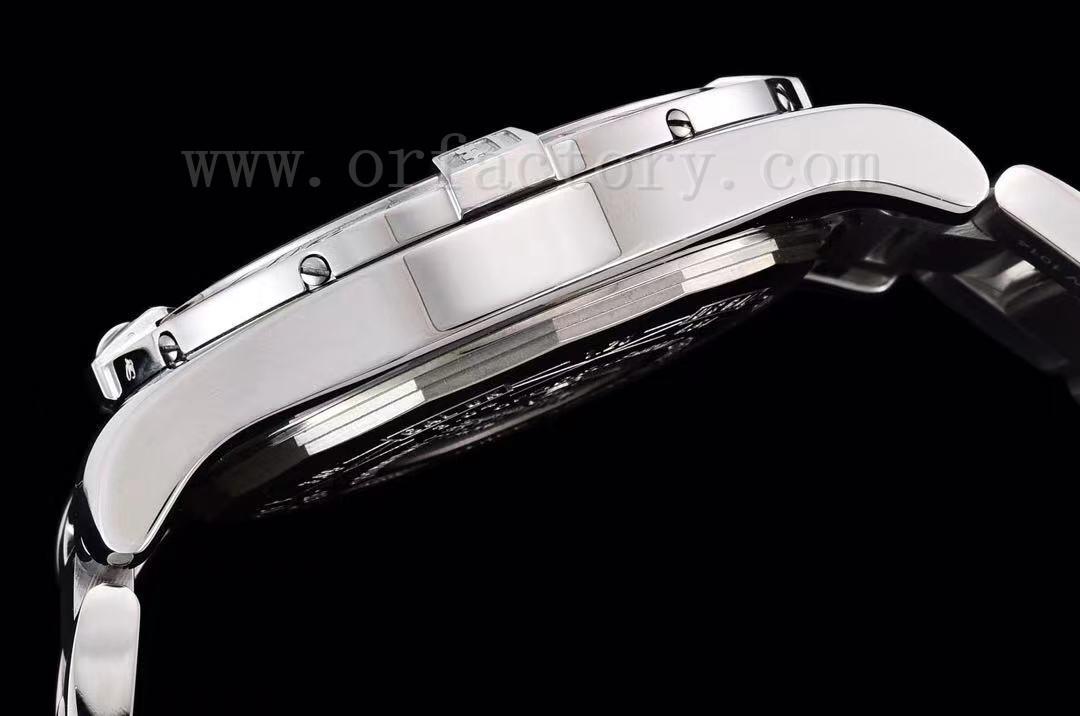 GF厂百年灵复仇者二代GMT双时区腕表V2升级版评测