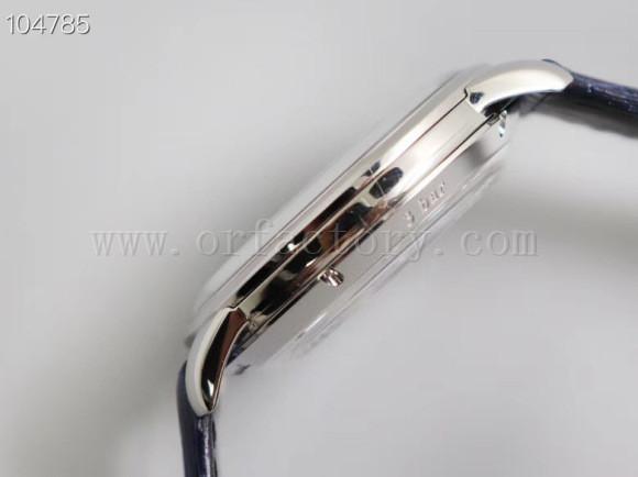 GF厂格拉苏蒂原创20世纪复古系列腕表评测,重现60年代经典美学