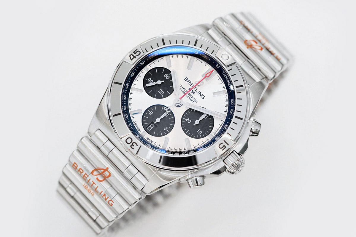 GF厂百年灵新品璞雅系列腕表值得入手吗