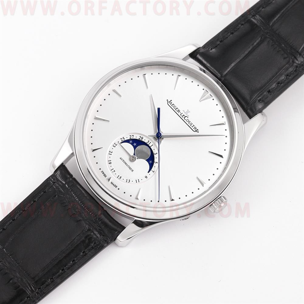 GF厂积家月相1368470白盘腕表评测