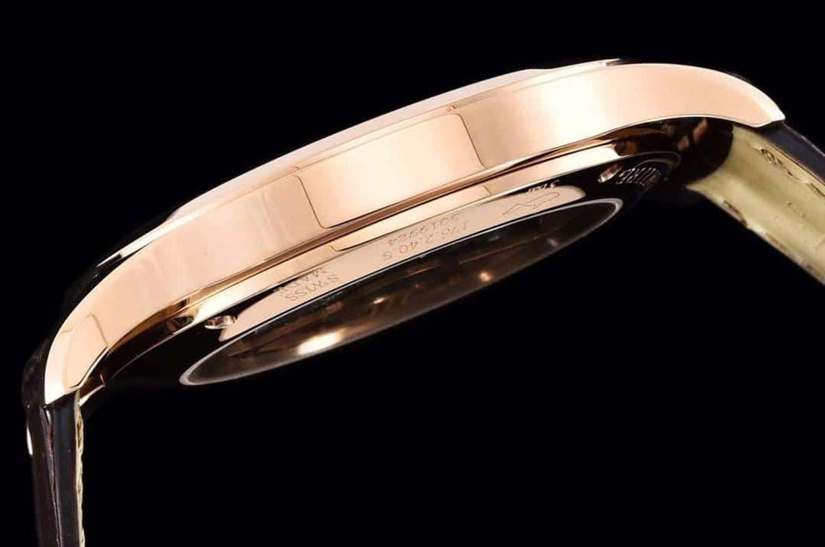 GF厂积家大师Q系列1542520男士正装款复刻腕表做工细节如何