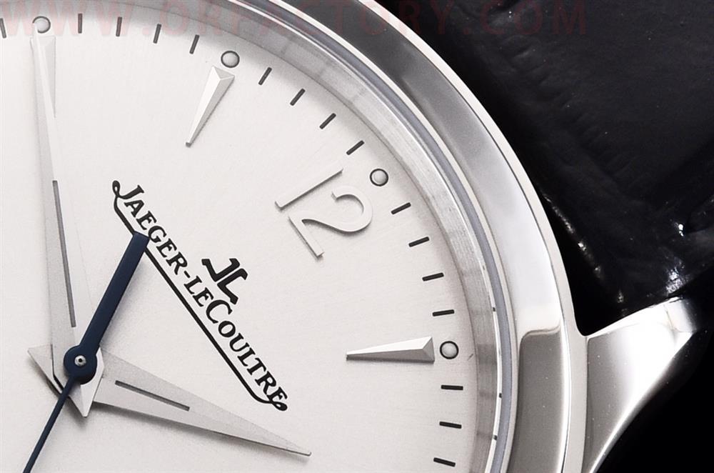 GF厂积家大师Q1548420大三针腕表搭载Cal.925/1机芯评测