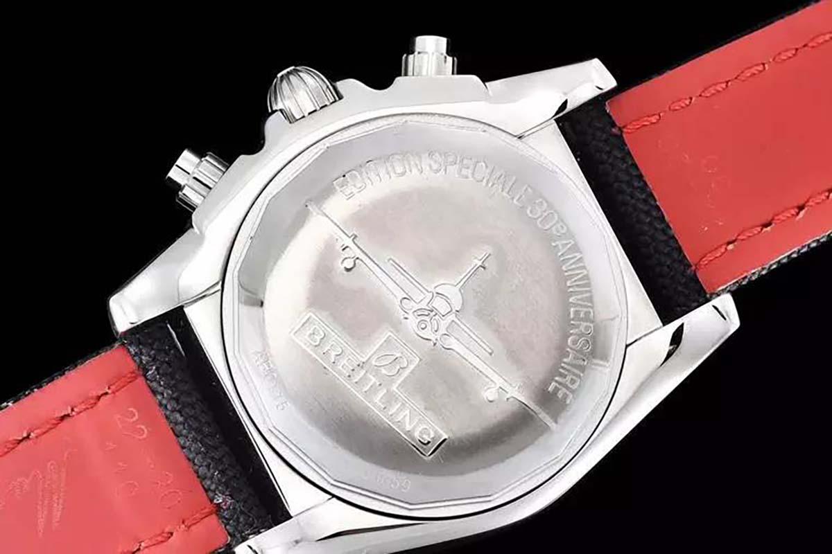 GF厂复刻版王牌飞行员系列熊猫眼腕表做工评测「AB01442J」