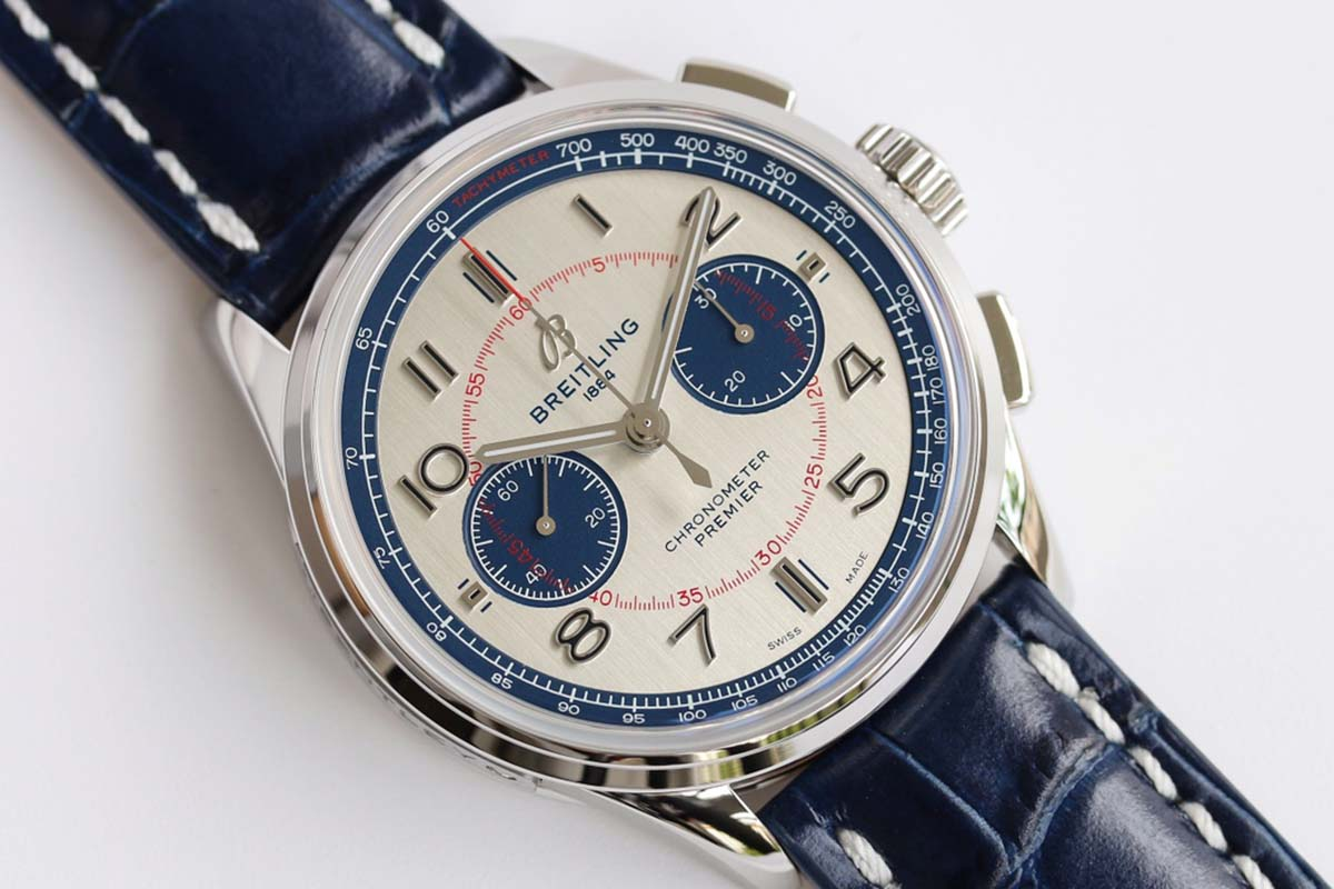 GF厂百年灵璞雅B01计时系列宾利限量版复刻腕表做工细节评测-百搭款式复刻腕表推荐
