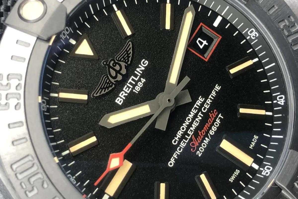 GF厂百年灵黑鸟侦察机V4版复刻腕表做工如何-GF复刻详细评测