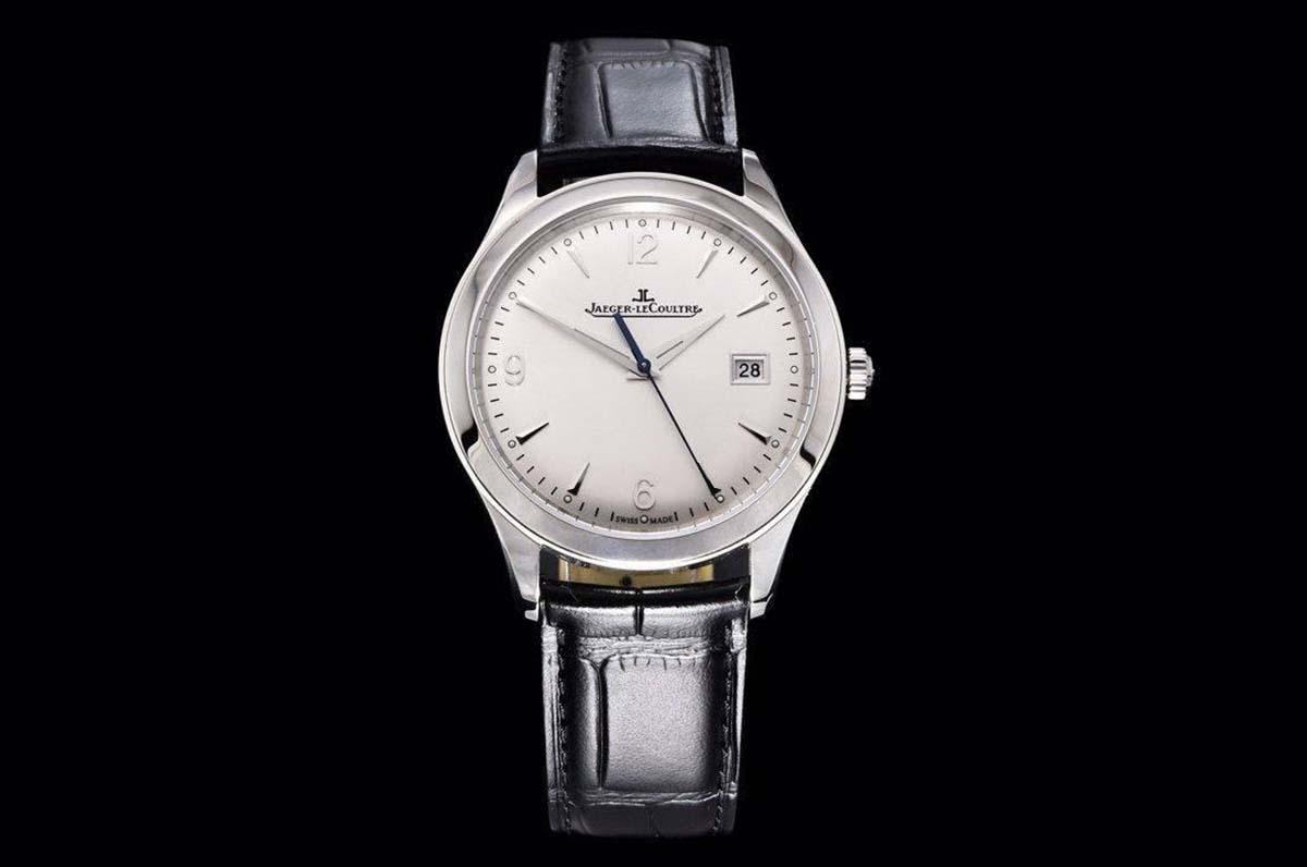 GF厂积家大师Q系列白盘复刻腕表做工细节深度评测-品鉴GF厂腕表