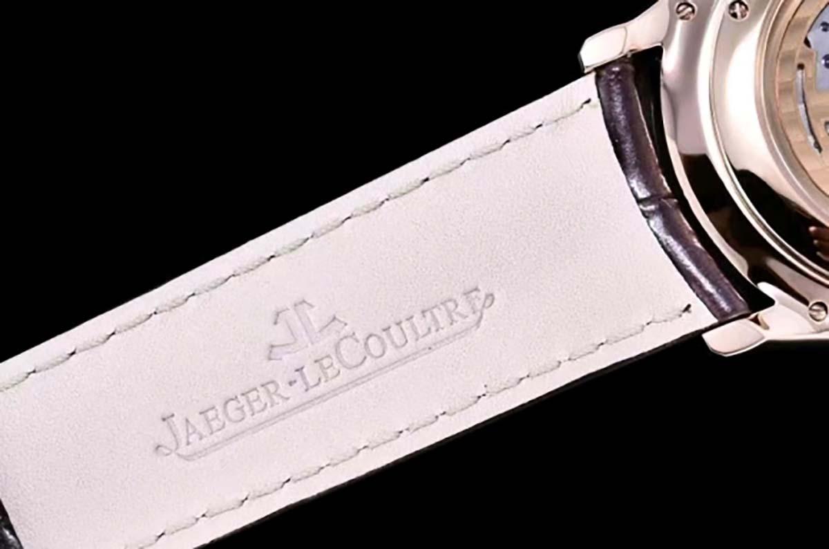 GF厂复刻积家小丑1372520腕表评测,玫瑰金壳