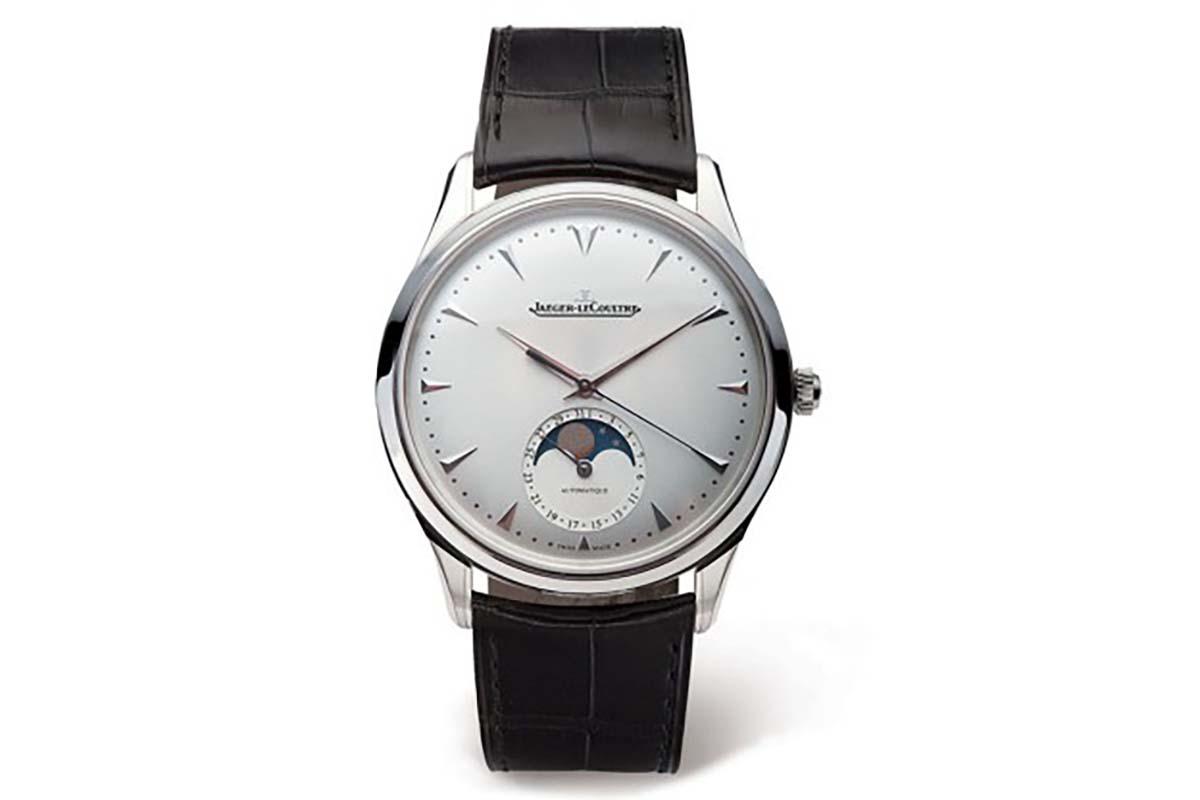 GF厂积家超薄月相大师系列1368420复刻腕表做工质量究竟如何-品鉴GF厂大师系列腕表