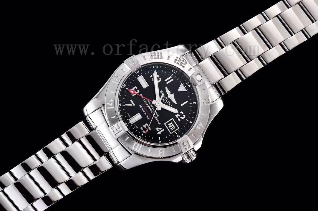 GF厂百年灵复仇者二代GMT双时区腕表优缺点有哪些