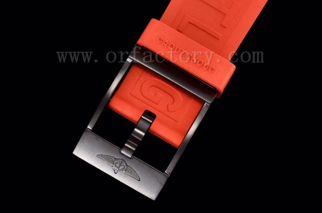 GF厂百年灵复仇者二代黑钢V2版腕表评测,中国大陆限量版