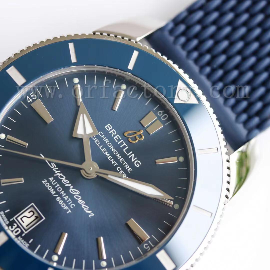 GF厂百年灵超级海洋文化二代42mm水鬼腕表详细评测