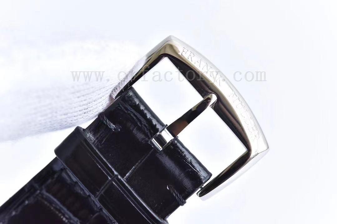 GF厂复刻FM法穆兰Master Square系列6002MQZ腕表做工怎么样
