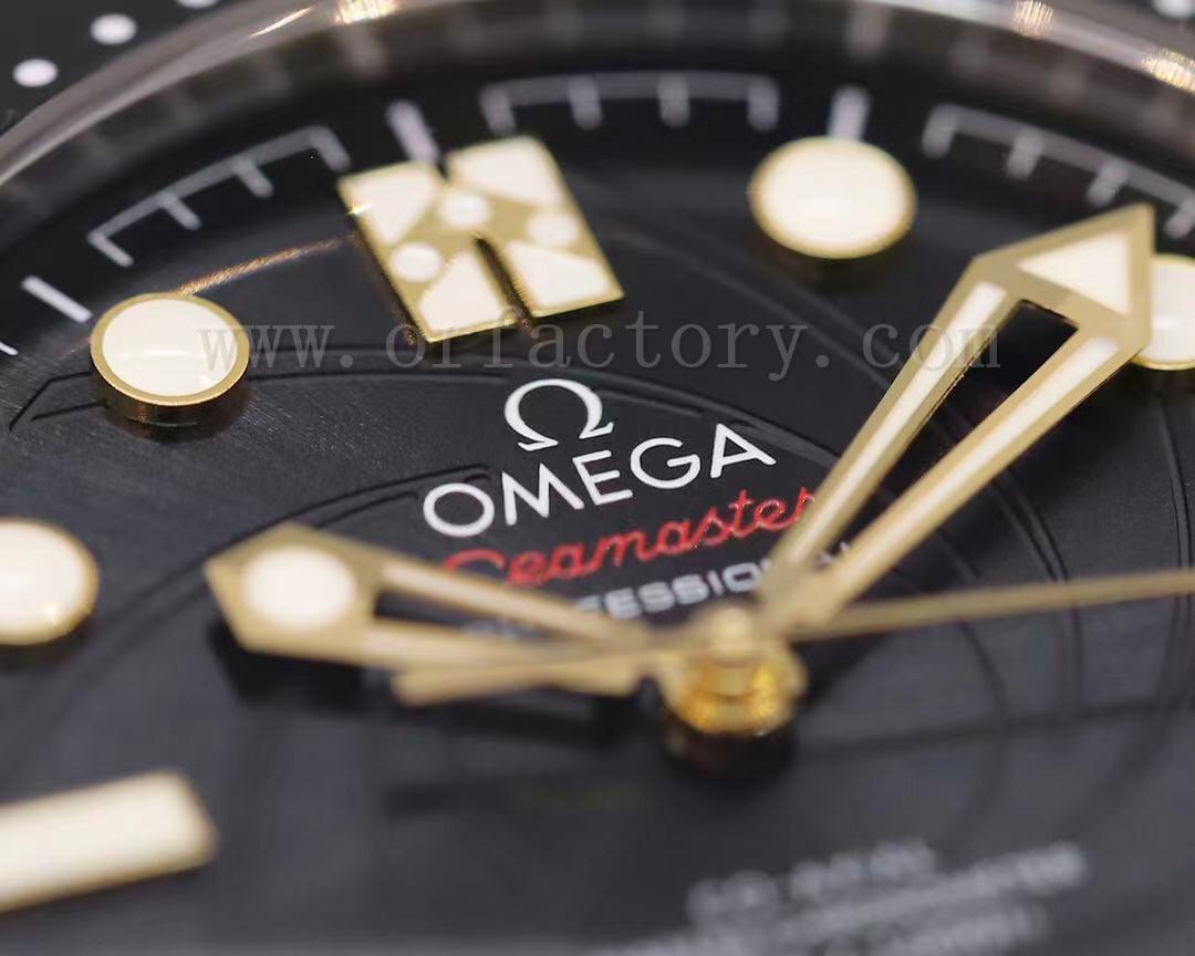 OR厂欧米茄海马300m詹姆斯邦德007腕表评测,女王密使限量版