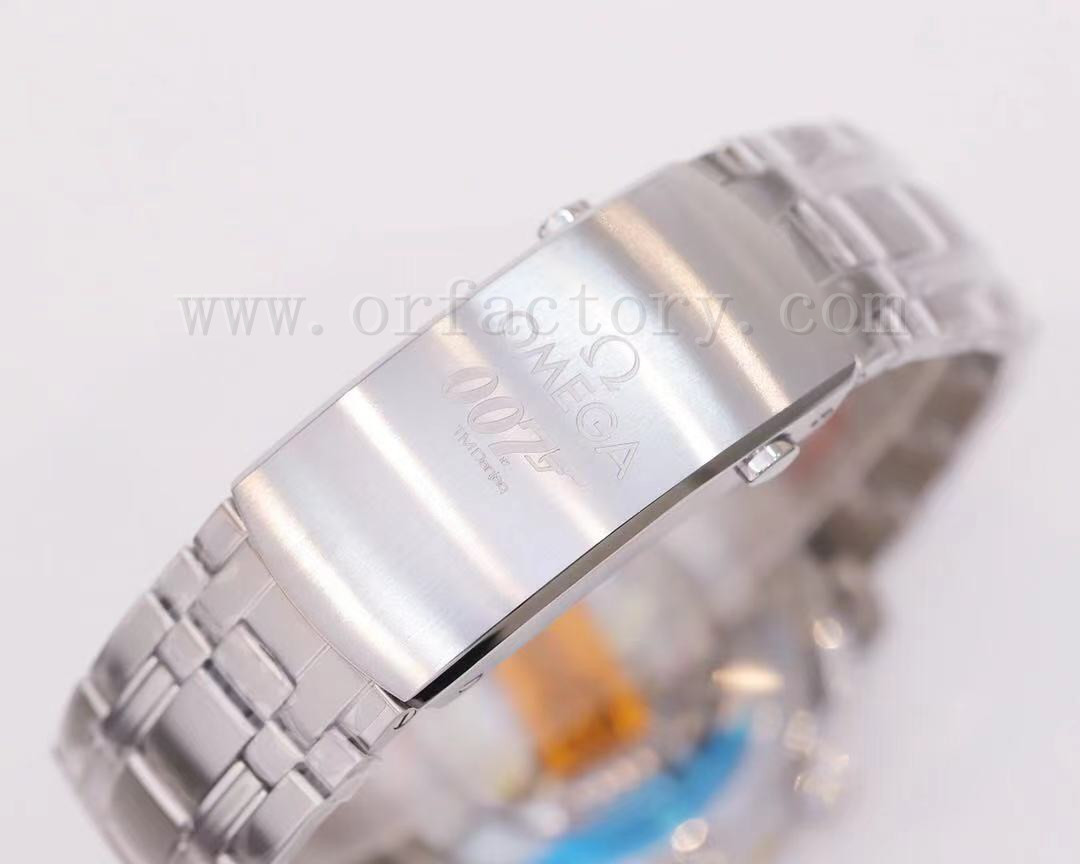 OR厂欧米茄海马007詹姆斯邦德女王密使限量款腕表对比市场版本