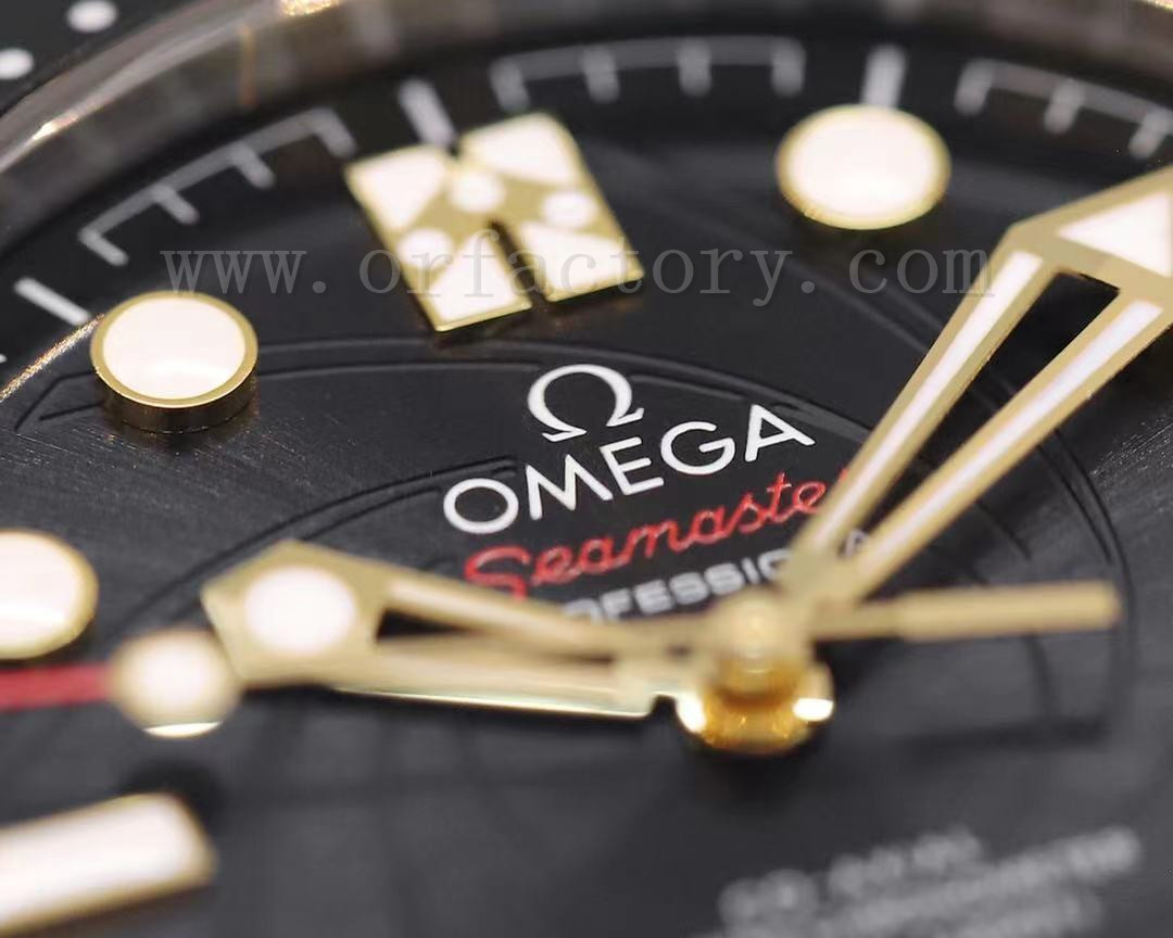 OR厂欧米茄海马300詹姆斯邦德007女王密使无历款评测