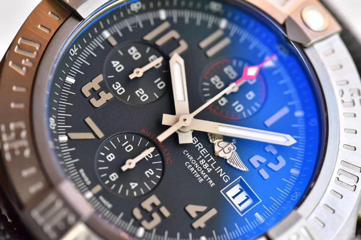 百年灵复仇者系列「E1338310」飞行员款式腕表-GF厂制作的又是如何
