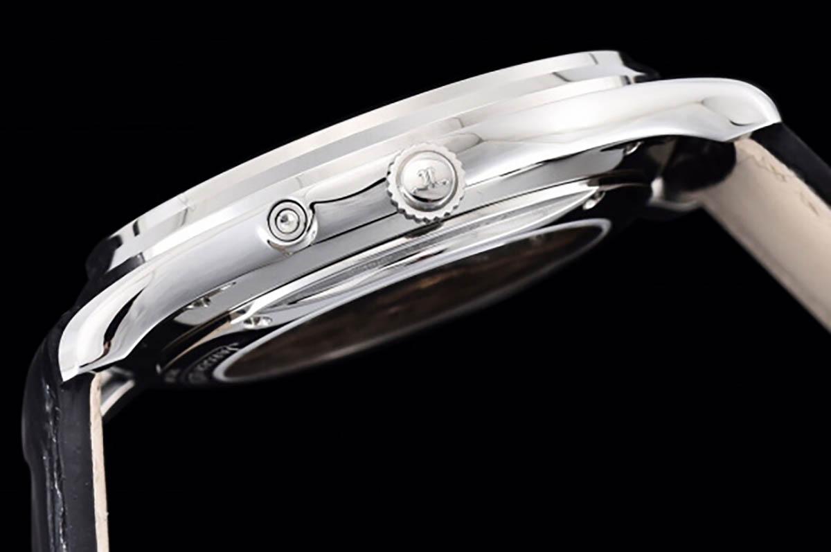 积家大师系列「1368420」风雅月相腕表品鉴-GF厂制作的又是如何