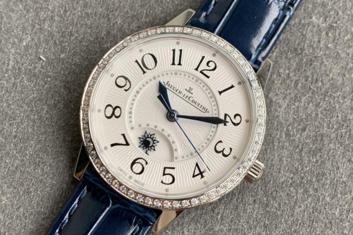 品鉴积家经典约会系列3448420腕表-GF厂复刻版本又是如何