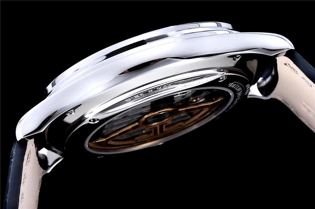 GF厂积家小丑1378420复刻腕表做工细节深度评测-品鉴GF厂腕表
