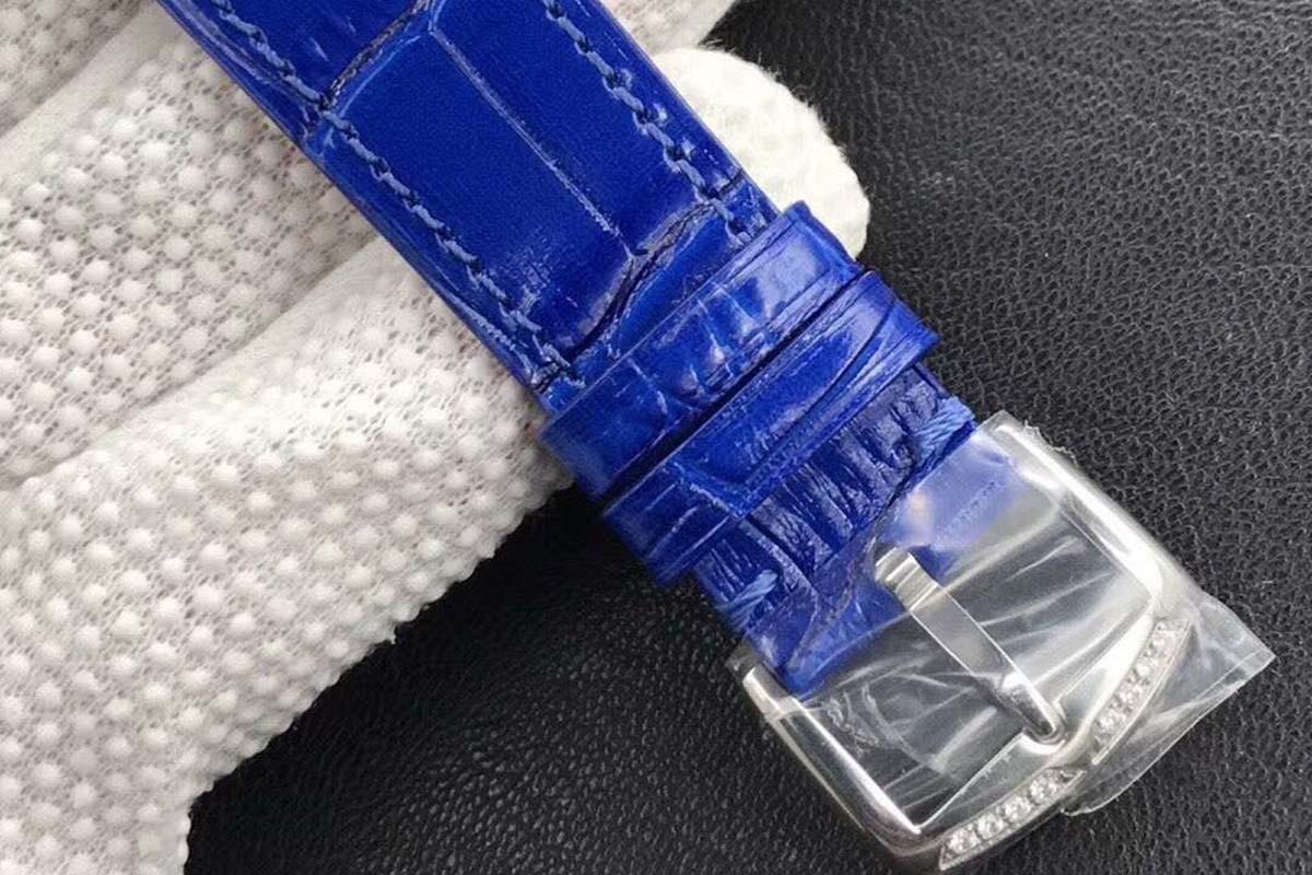 GF厂法穆兰LADIES'COLLECTION系列彩色字面复刻腕表做工细节评测