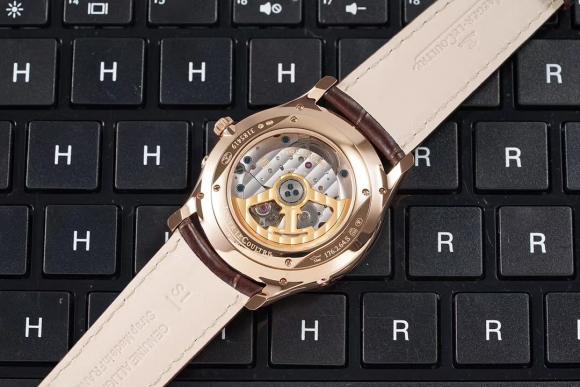 GF厂积家月相大师系列玫瑰金款复刻腕表做工质量如何-品鉴GF厂复刻