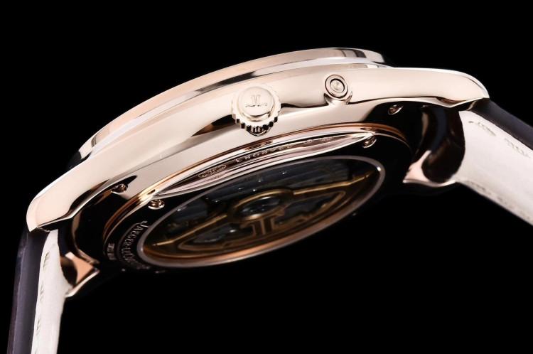 GF厂积家小丑电镀玫瑰金款式复刻腕表会不会容易掉色-GF厂电镀工艺如何