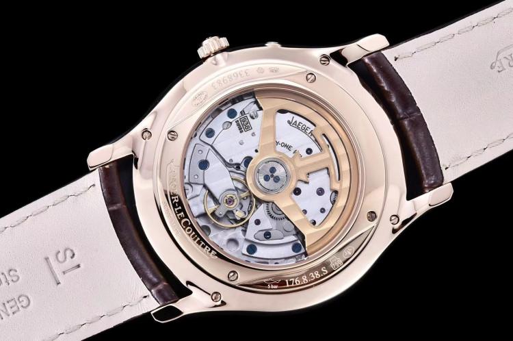 品鉴GF厂积家小丑电镀玫瑰金款复刻腕表-GF厂腕表做工如何