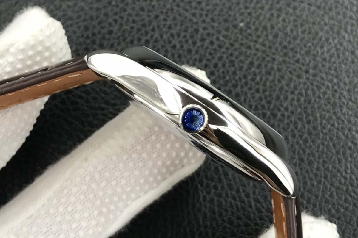 GF厂浪琴名匠系列月相款式复刻腕表做工细节深度评测-品鉴GF厂腕表