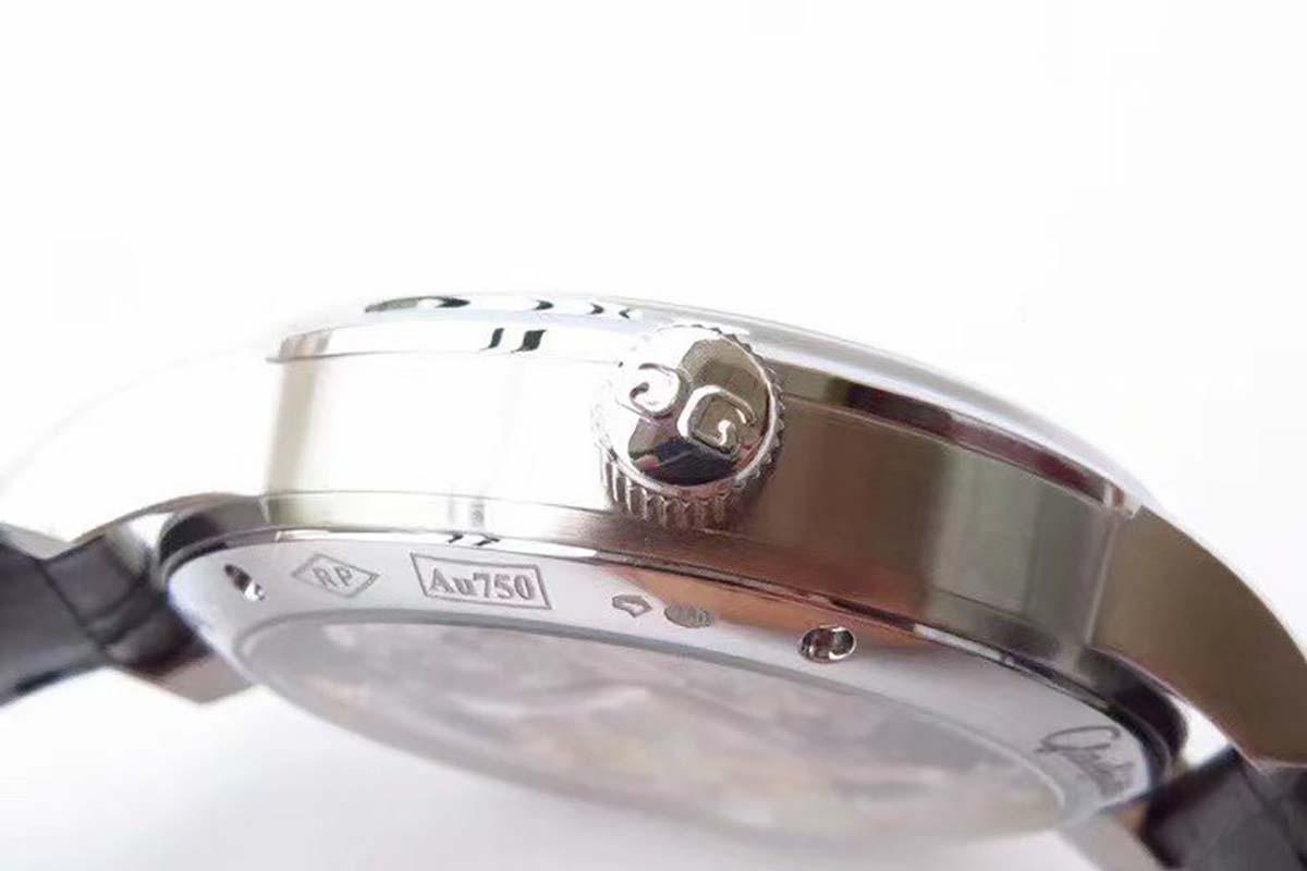 GF厂的格拉苏蒂原创议员系列白盘复刻腕表做工细节深度评测