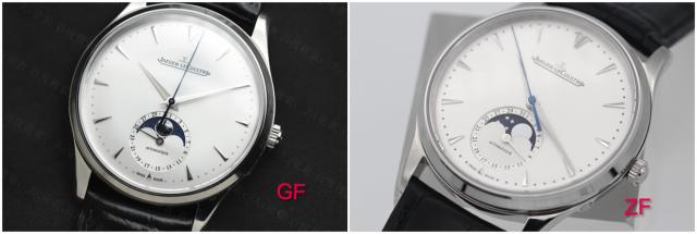 GF厂积家月相大师机芯怎么样,对比ZF厂如何