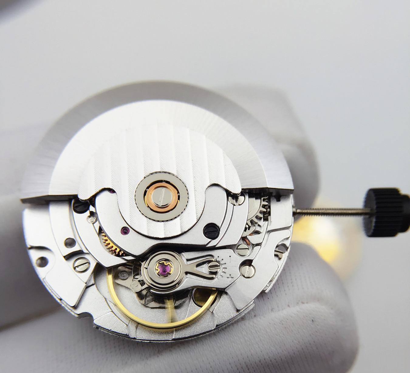 海鸥2824和西铁城9015机芯两款复刻表常用机芯那个好