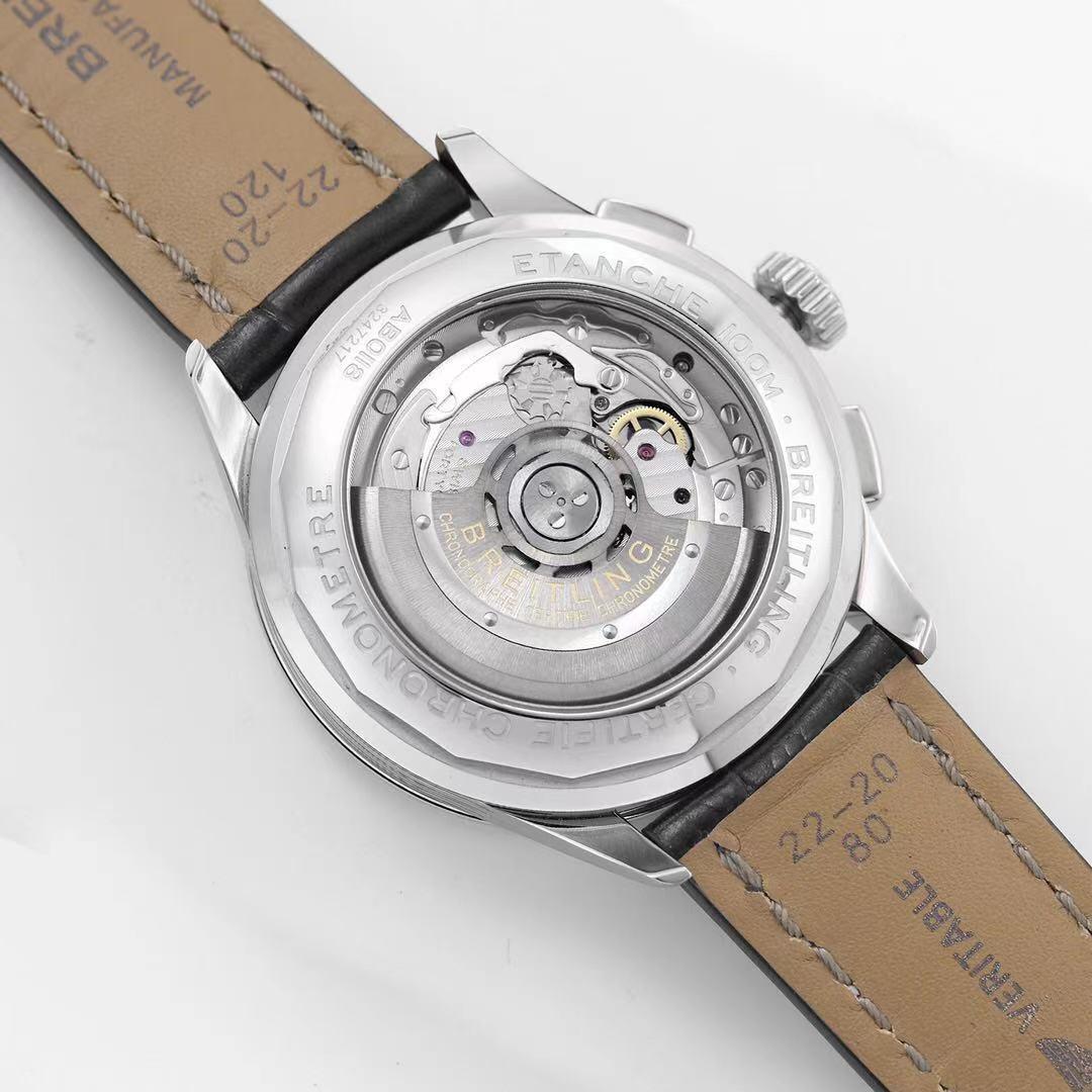 GF厂百年灵璞雅B01计时腕表质量值得入手吗