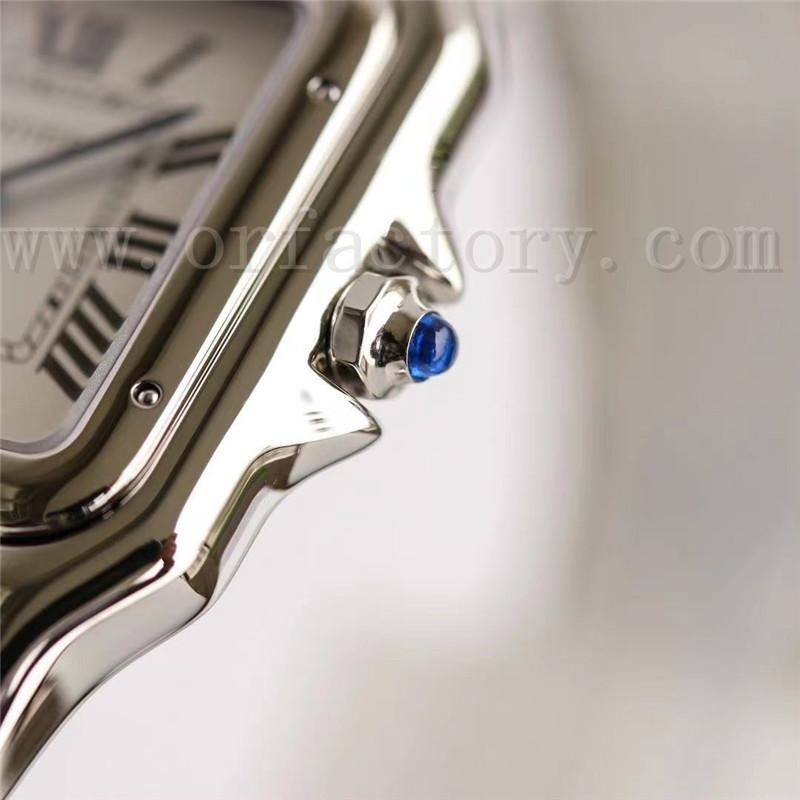 GF厂卡地亚猎豹女士腕表质量怎么样,机芯返修率如何