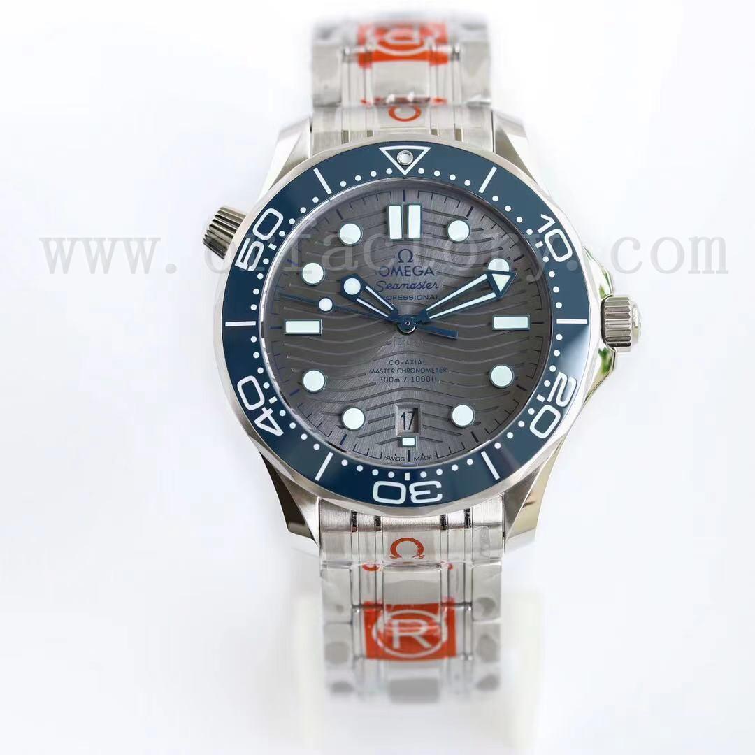 OR厂欧米茄海马300m腕表和VS厂欧米茄海马详情介绍