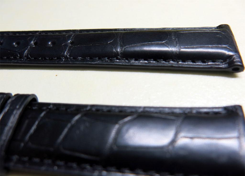 腕表的皮质表带日常应该如何保养以及处理