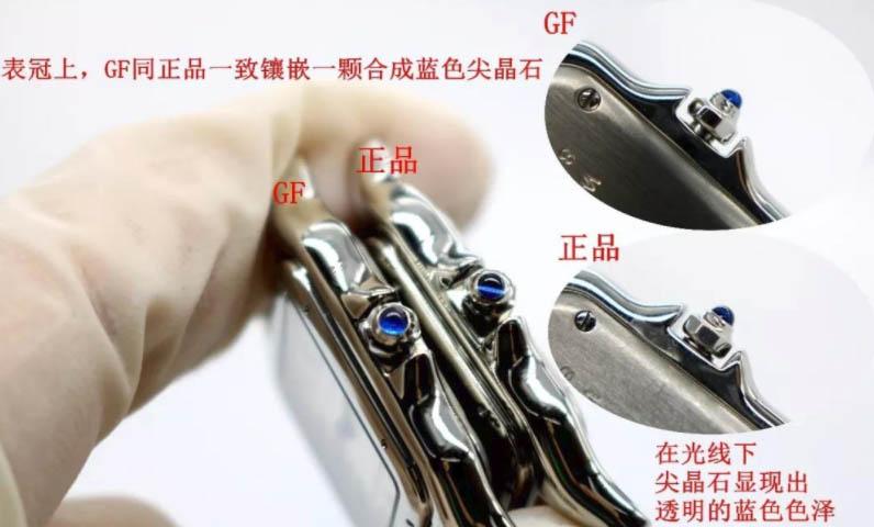 女士腕表怎么选择不妨考虑一下明星同款「GF厂复刻版卡地亚猎豹系列WSPN0007腕表对比正品图文评测」